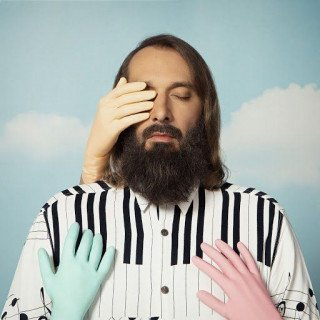 Album Domesticated de Sébastien Tellier